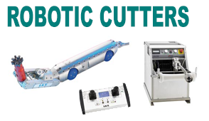Robotic Cutters