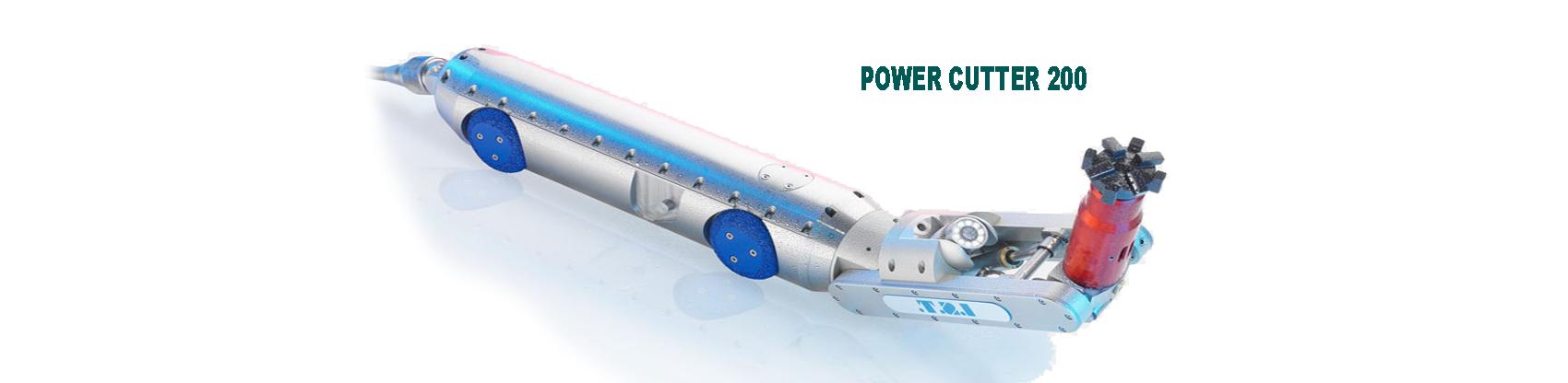 Slider Power Cutter 200