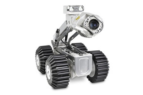 Crawlers RX130 with elevator